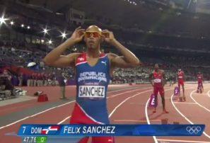 Sanchez Oro Londres 2012