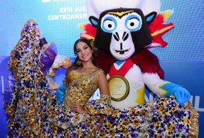Barranquilla recibe la antorcha de los Juegos Centroamericanos
