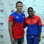 Audrys y Yamilet, a final Copa del Mundo de Gimnasia Slovenia