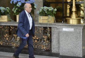 Blatter se reúne con Putin durante visita al Mundial