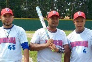 Softbol masculino suma otros dos triunfos en Colombia