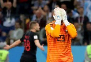 Croacia deja a Argentina al borde de la eliminación en Mundial