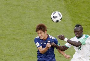 Senegal y Japón empatan y comparten liderato grupo H