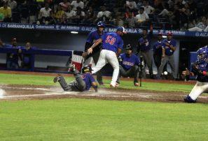 Equipo RD superó a Puerto Rico en cuadrangular béisbol