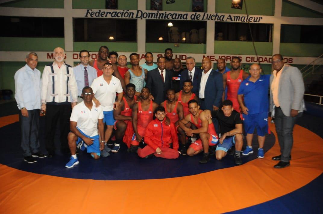 Renombrados campeones olímpicos y panamericanos entrenan en RD