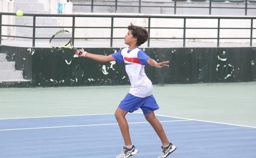 Dominicana sigue invicta en Campeonato de Tenis sub-12