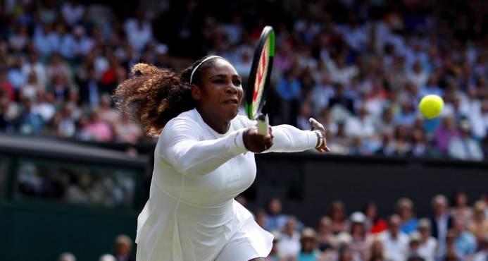 Serena dice que no ha pensado en el récord de Margaret Court