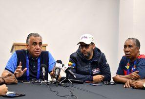 Luis Mejía asegura delegación RD está bien instalada