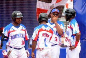 Softbol masculino clasificado; cae con Cuba que ya asegura