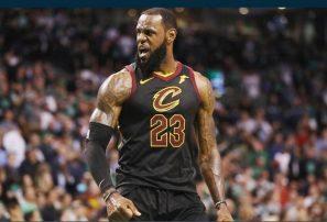 LeBron firma con Lakers por 4 años y US$ 154 millones