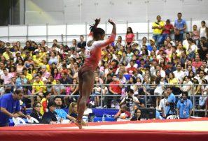Pesas va con un competidor; gimnasia en finales con Yamilet y Audrys