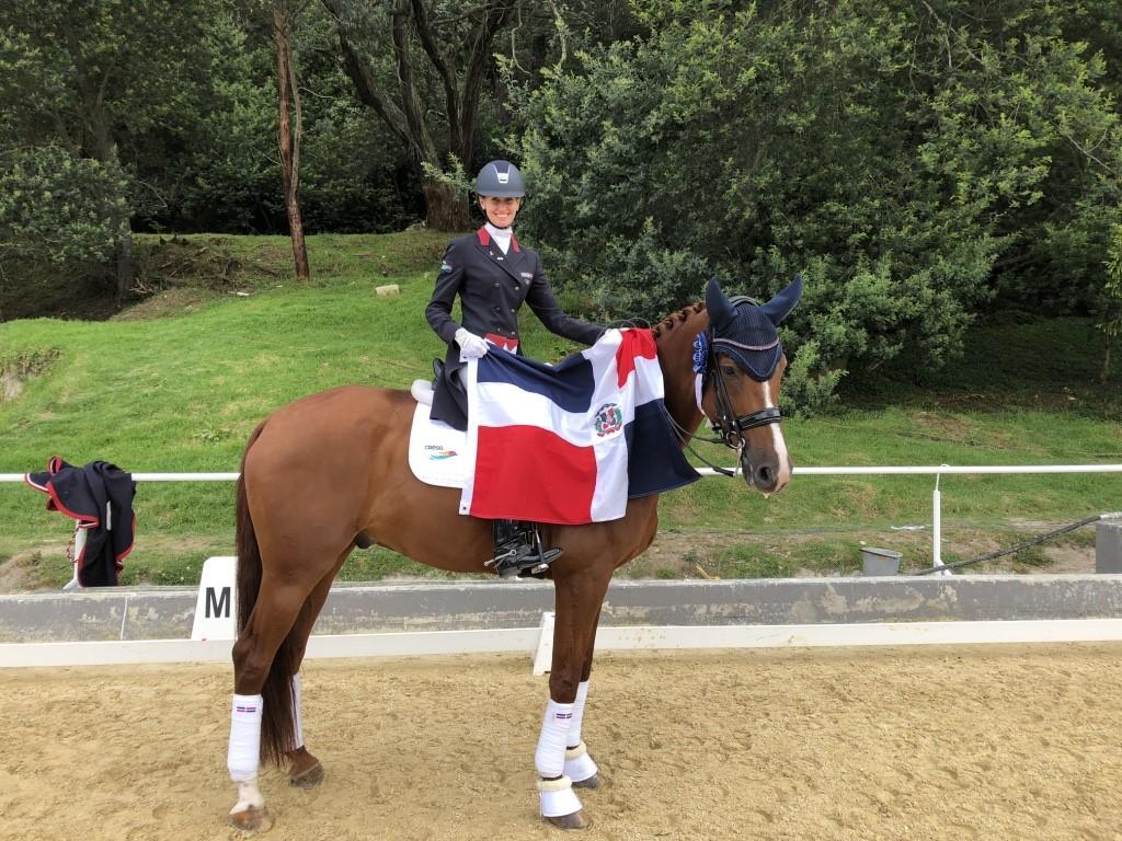Ivonne Losos de Muñiz logra sus primeros oros en Centroamericanos
