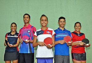 Definen equipos para Campeonato Panam Juvenil Tenis de Mesa
