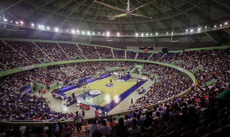 FIBA resalta asistencia del público al Palacio de los Deportes
