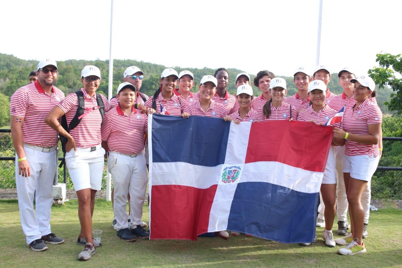 RD queda tercero en Campeonatos Juveniles Caribe de Golf