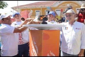 Fuego Centroamericano recorrió cinco municipios atlanticenses