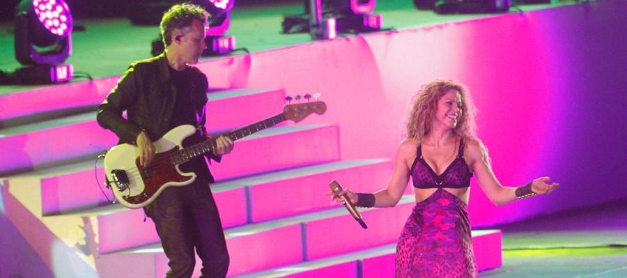 Shakira, el carnaval y la alegría dan inicio a los Juegos de Barranquilla