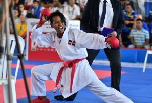 Ana Villanueva, medallista dorada por primera vez en JJCC