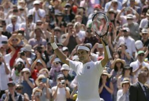 Federer, Cilic y Wozniacki superan la primera ronda en Wimbledon