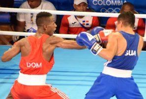 Mario Lavegar y Rodrigo Marte  ganan en el inicio del boxeo