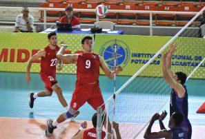México vence 3-0 a Guatemala en Copa Internacional de Voleibol Masculino