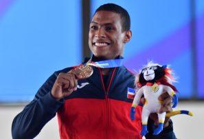Deivis Ferreras dice adiós con su segundo oro en Centroamericanos