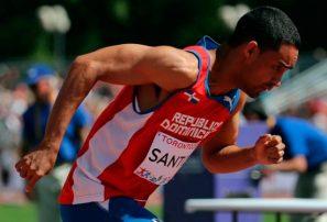 Luguelin y Lidio Andrés pasaron a final 400 metros lisos en Barranquilla
