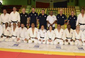 Certifican instructores y entrenadores en curso internacional judo
