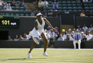 Venus Williams eliminada por Bertens en Wimbledon