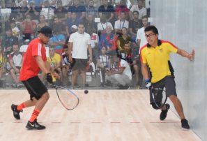 Racquetbol termina con tres medallas de bronce en Barranquilla