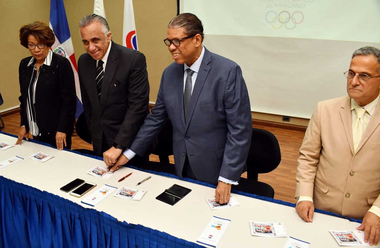 Ponen en circulación sellos con motivo Juegos de Barranquilla