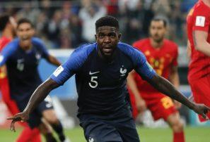 Francia avanza a la final del Mundial de Rusia 2018
