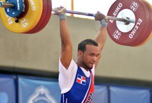 Julio César Cedeño suma otras dos medallas en pesas