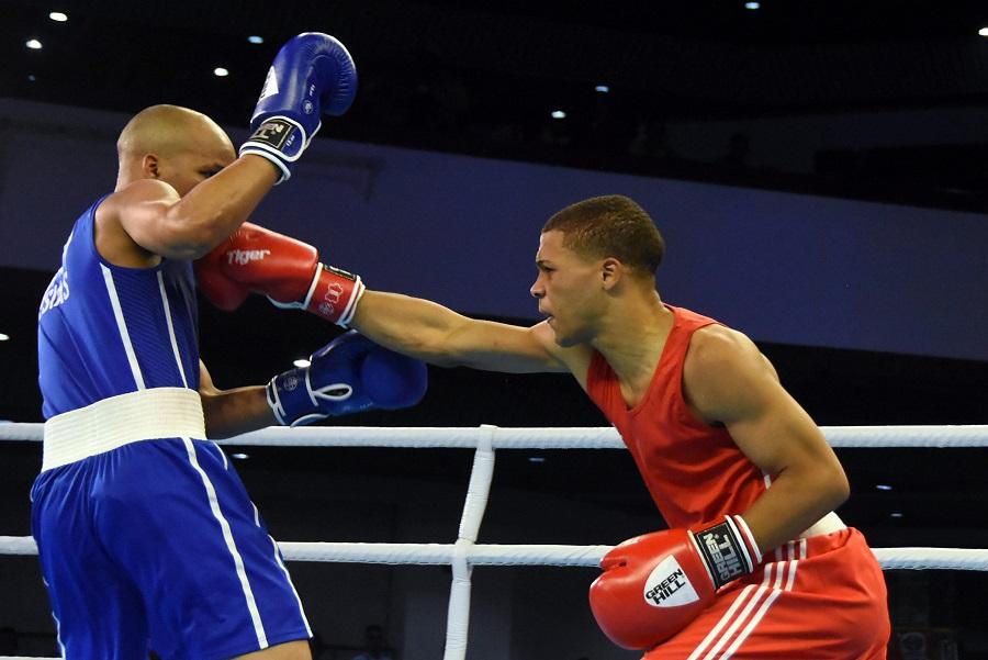 Marquin Arias, cuarto aspirante  al oro en boxeo de Barranquilla