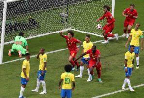 Bélgica supera a Brasil y lo elimina de Mundial Rusia-2018