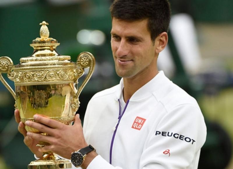 Novak Djokovic logra corona Wimbledon por cuarta ocasión