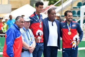 RD suma 13 medallas, con tres de oro