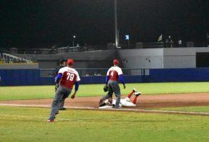Cuba propinó nocaut a República Dominicana en béisbol