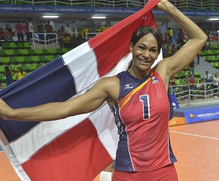 Annerys tiene cinco oros y una plata en Centroamericanos en su carrera