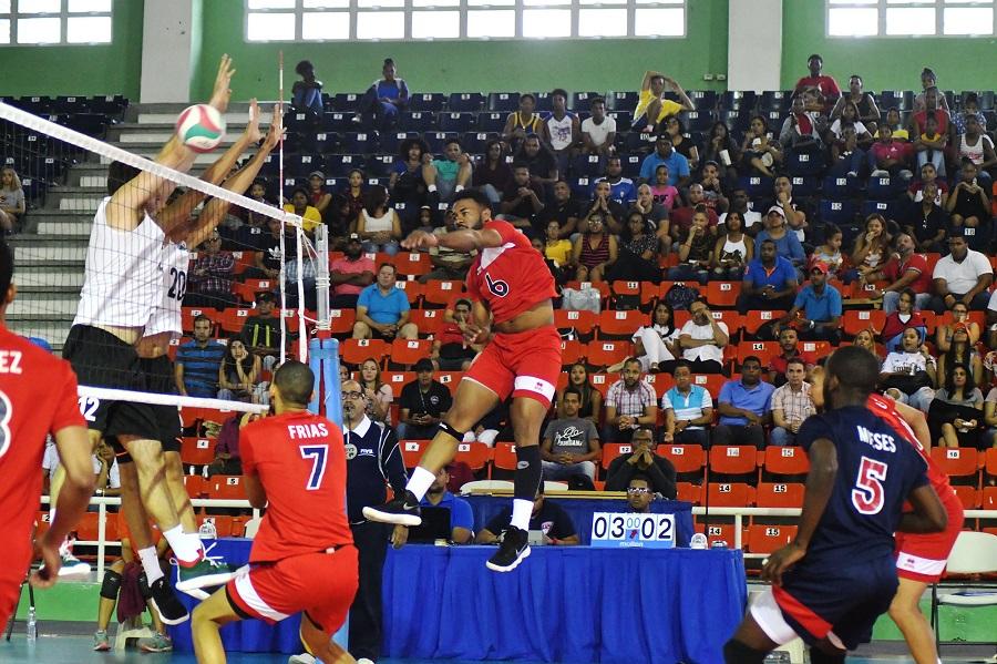 México vence a RD y gana  clasificatoria Copa Voleibol