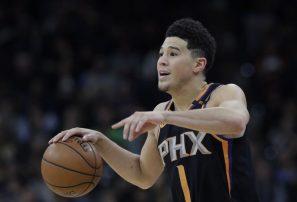 Booker firma extensión de 5 años y 158 millones con los Suns