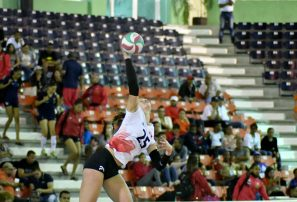 Sexteto RD cae ante Canadá en tres sets corridos Copa Panam