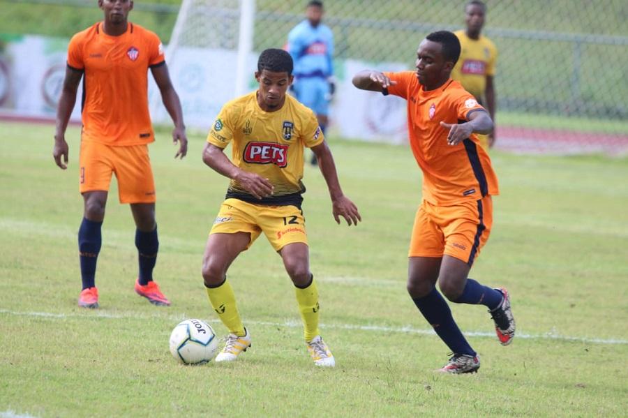 Jarabacoa FC y Moca FC inician jornada 16 de la LDF