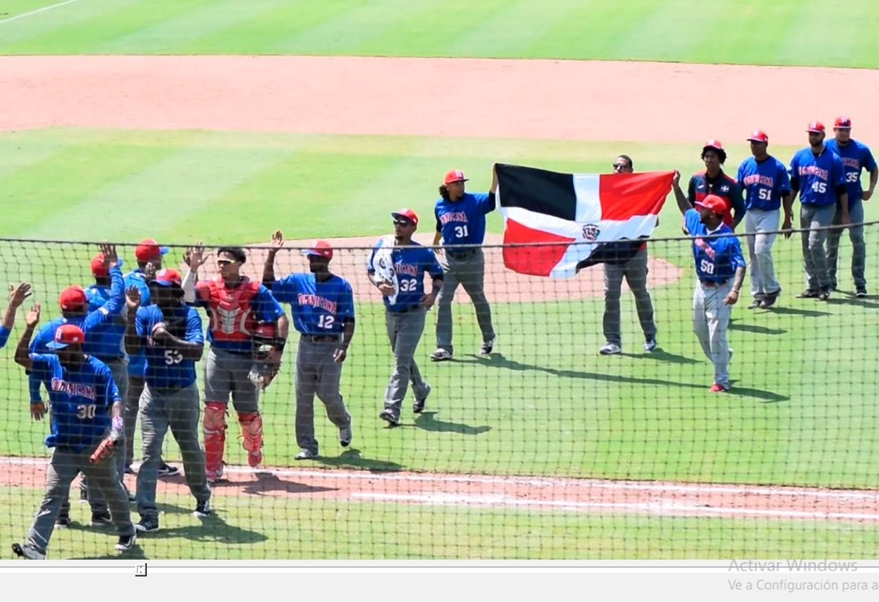 Valdez y Rosario guían triunfo equipo béisbol ante Panamá