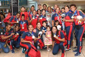 El trabajo en equipo le devolvió oro a balonmano femenino en Barranquilla 2018