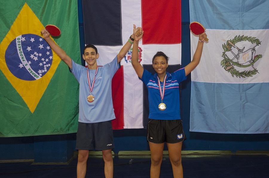 Campeonato Panamericano Juvenil Tenis de Mesa inicia este martes