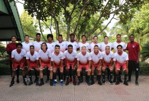 Selección nacional fútbol jugará partidos de fogueo en Panamá