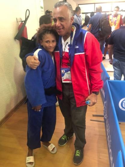 Soriano alcanza el primer oro del judo RD en Juegos de Barranquilla