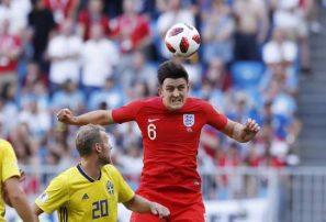 Inglaterra vence a Suecia y avanza a la semifinal del Mundial
