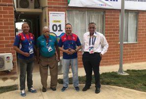 Jefatura de Misión RD realiza primera reunión en Barranquilla